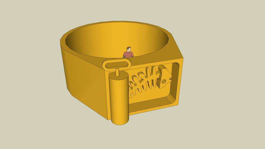 prsten konzerva