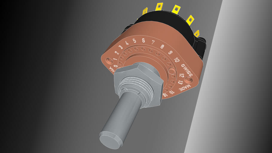 Elma Type 4 Selector switch