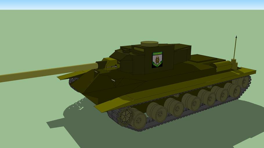 Philippine KV 1 (Upgraded)