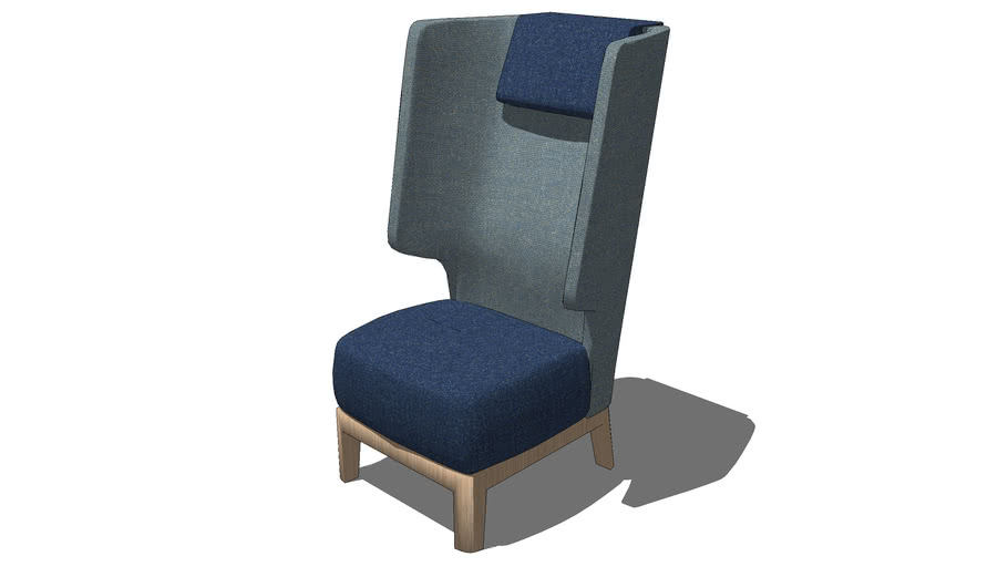 BOOM-01 Library Chair