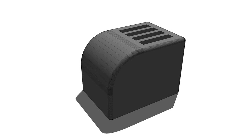 Toaster Form
