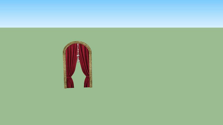 SPENCER CASTLE COMPLETE INNER DOORWAYS