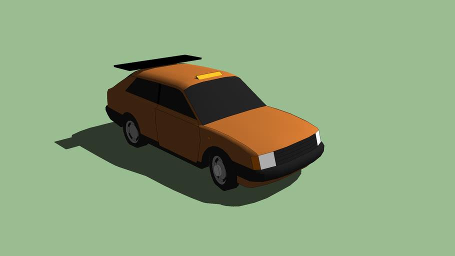 Traffic Sports Car