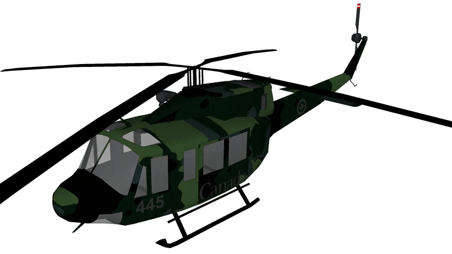 Bell 412EP Helicopter