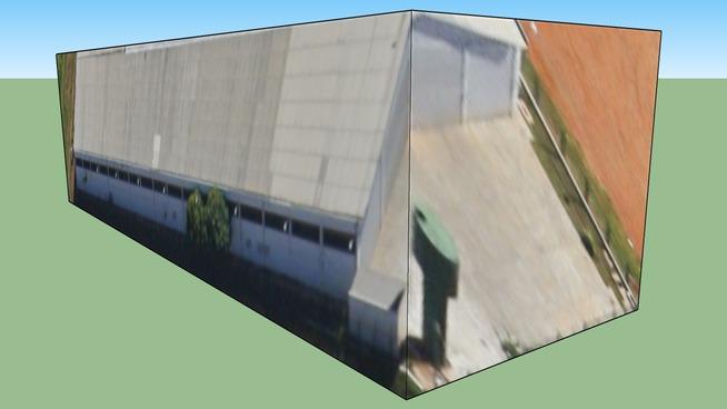 Building in Brasilia - Distrito Federal, Brasil