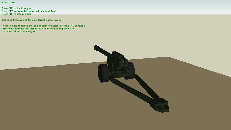 L118 105mm light gun