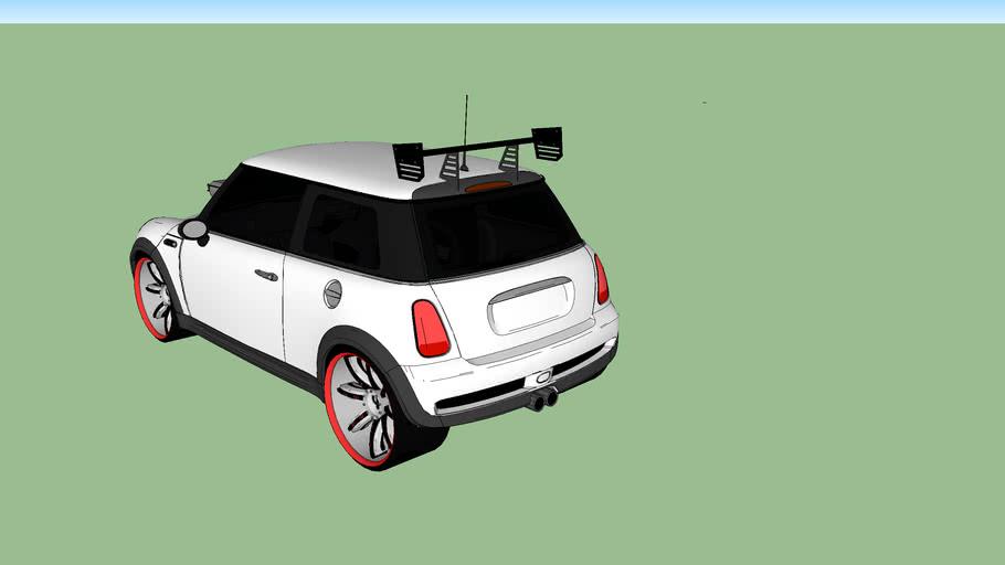 Mini Cooper S Modified