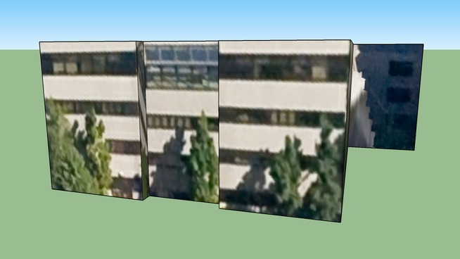 ARC Building, Ryerson University, 325 Church St. Toronto, ON, Canada