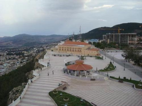Plateau  Lalla Setti