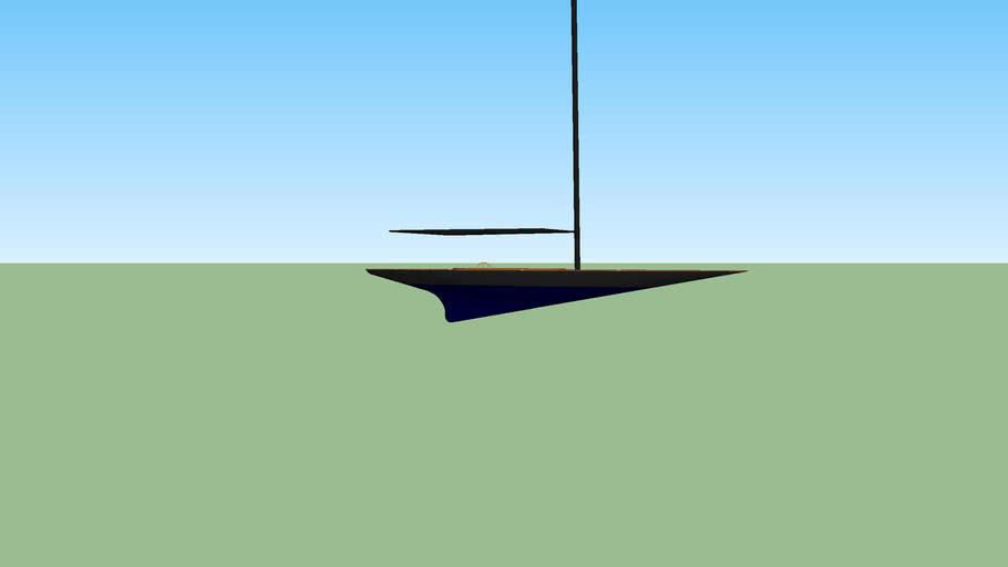 new 12 meter sailing yacht