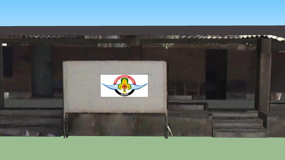 مقر المجموعة الكشفية بنادى الشمس