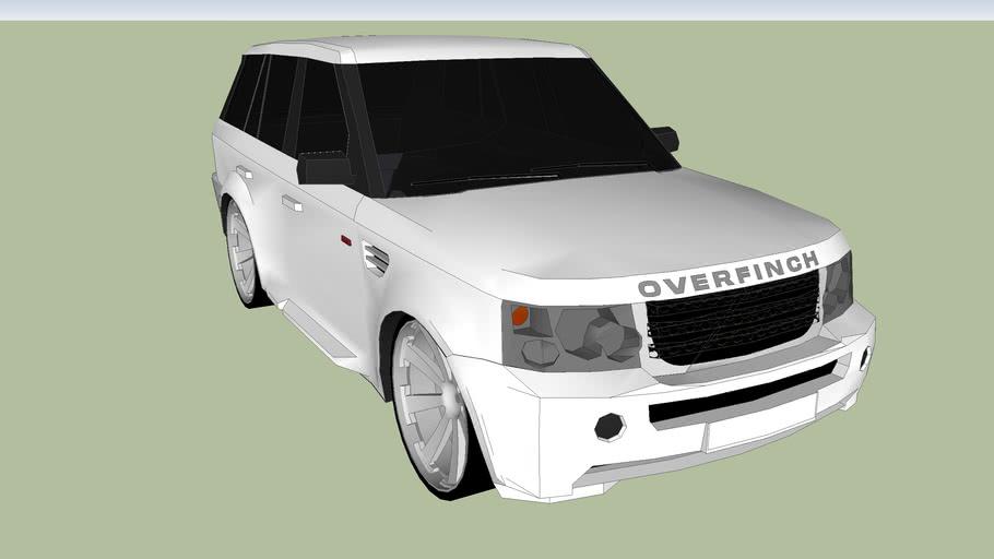 Range Rover Sport Overfinch