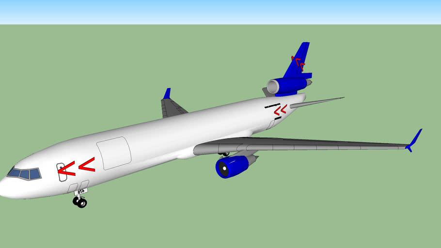 Arrow Cargo Mcdonnell Douglas MD-11F (2009 N478ARC)