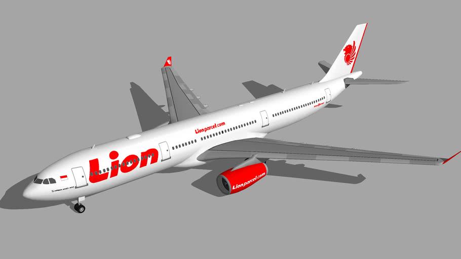 Lion Air Airbus A330-300 6