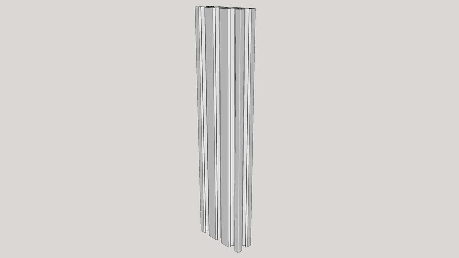 V-Slot 20x60x250 Linear Rail_1_0