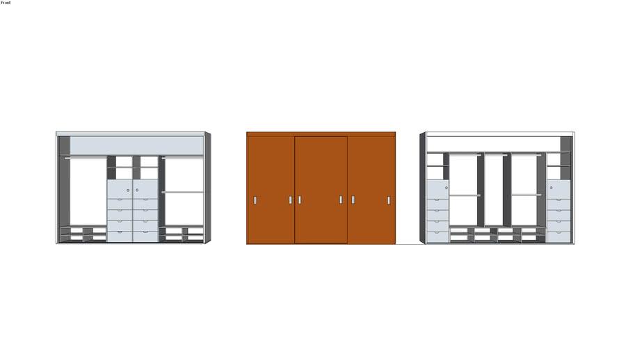 Closet Pantitlan