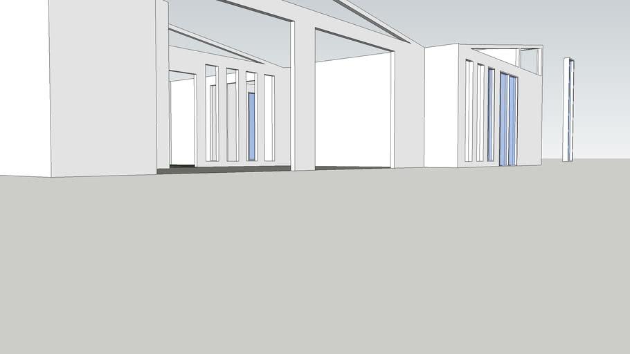 long window