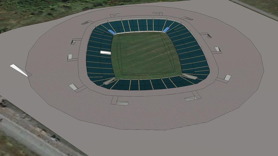 Greenbelt Arena (FASE 1)