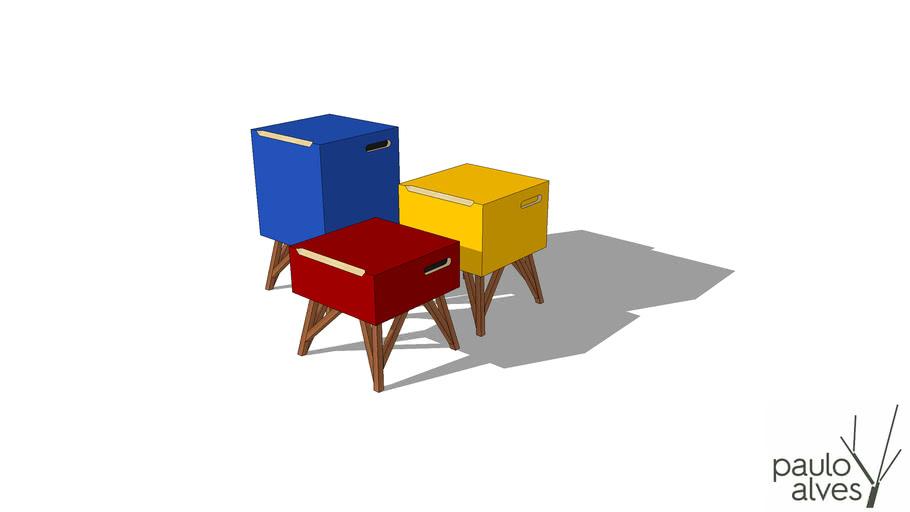 Banquetas Trancoso - Design com Sabor