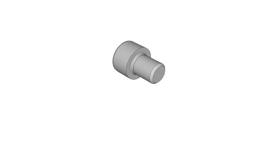 01021499 Hexagon socket head cap screws DIN 912 M8x10
