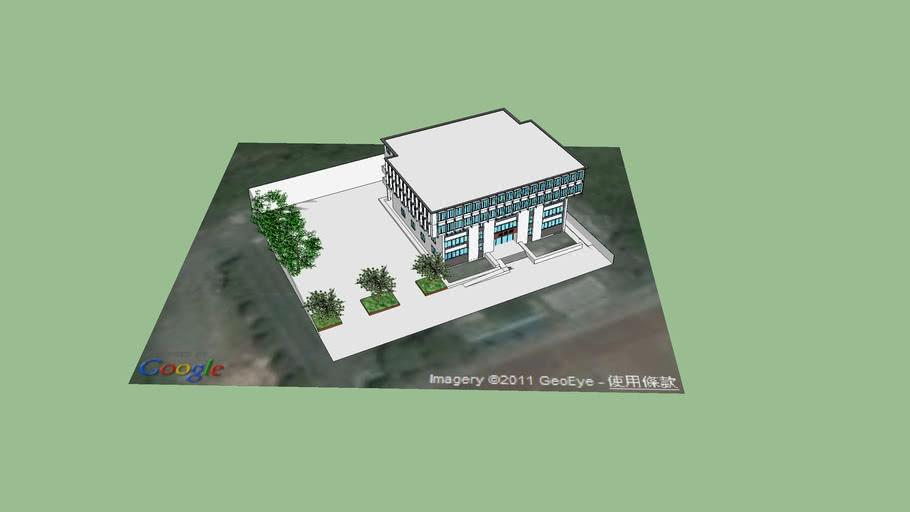 蘭陽建築系館