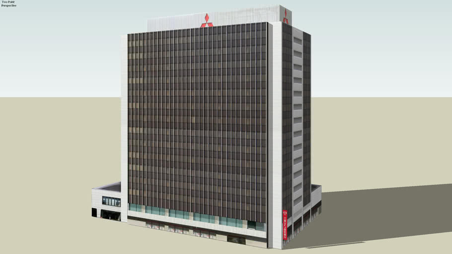 Osaka Mitsubishi Building