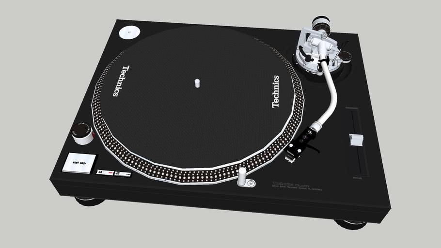 Technics SL-1300MK2 Black