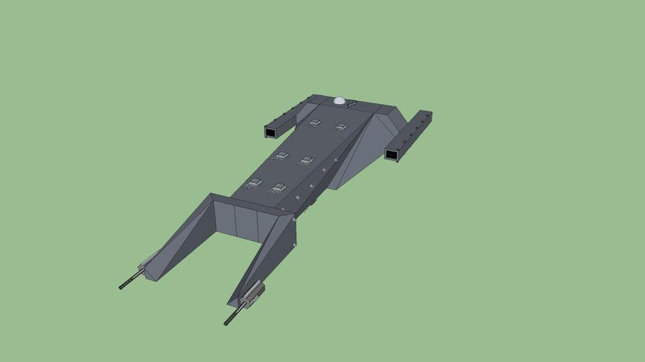 Aries-class Destroyer