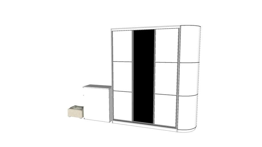 wardrobe (шкаф)