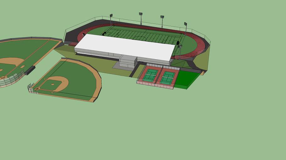 gp football stadium dream