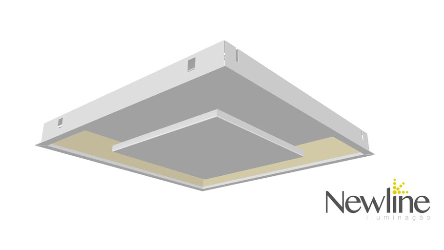 EMBUTIDO NEW PICTURE LED - 542LED