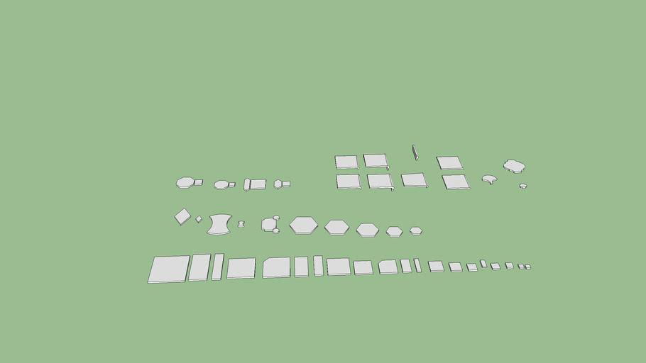 Arto Brick-Artillo Series