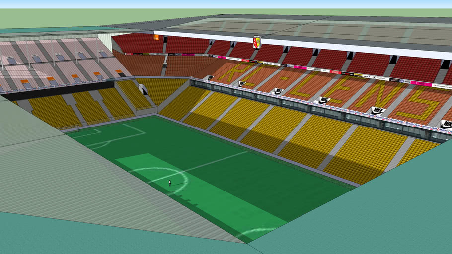 Stade Felix Bollaert Expansion