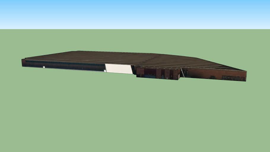 墨尔本 维多利亚州, 澳大利亚的建筑模型
