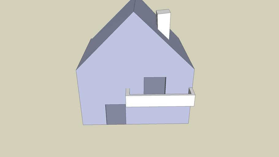 My First 2 Floor House