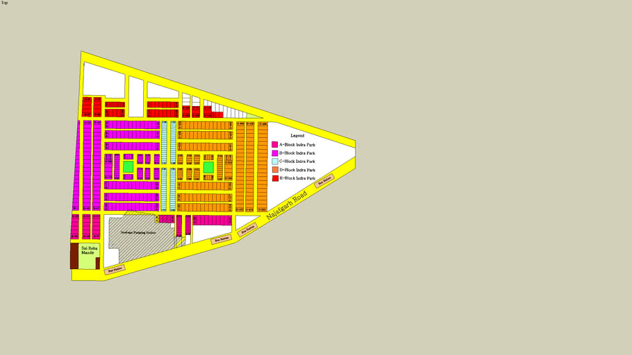 Indra Park, Najafgarh, Delhi - 110043