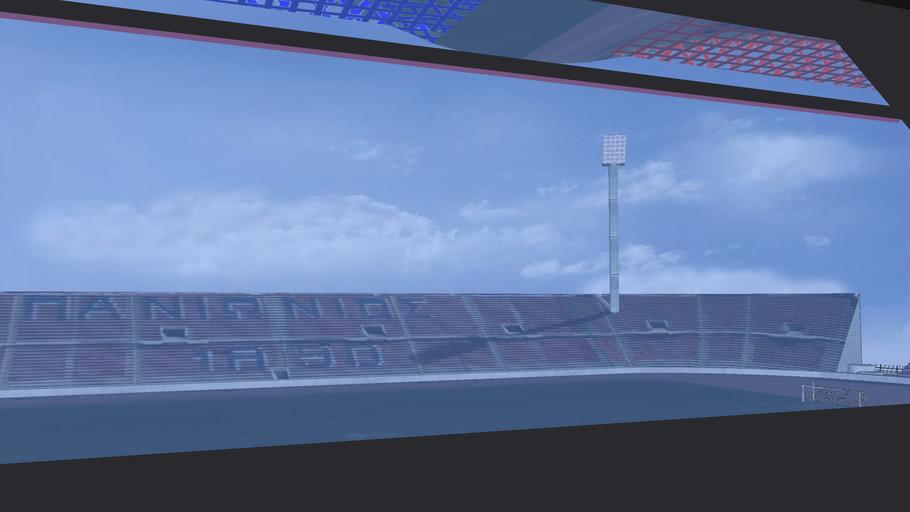 Στάδιο Νέας Σμύρνης (Nea Smyrni stadium)