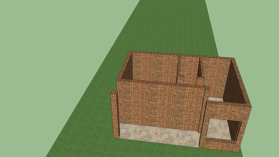 Casa pequeña 36M2