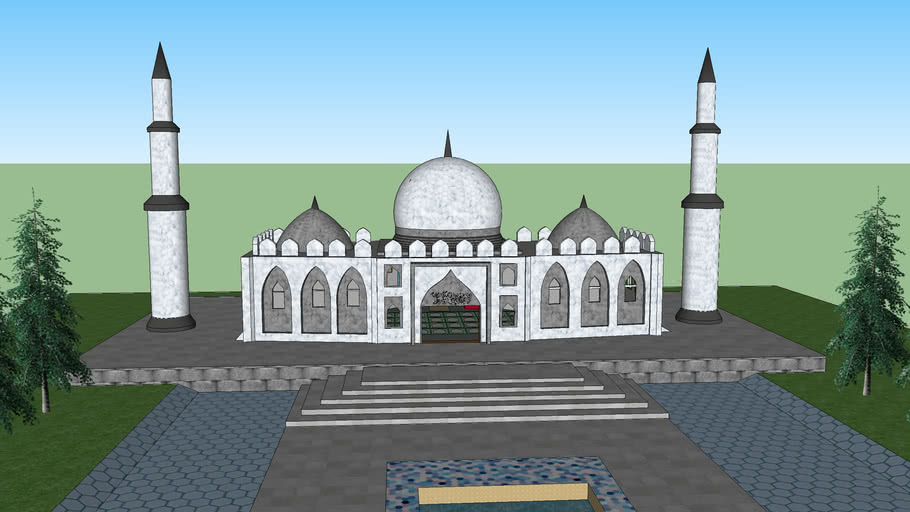 Mosque indian