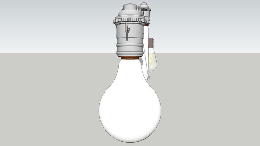 Light bulbs variaty