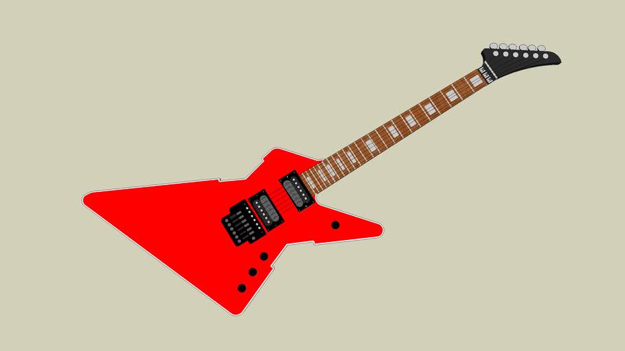 Electric Guitar of DOOOOOM