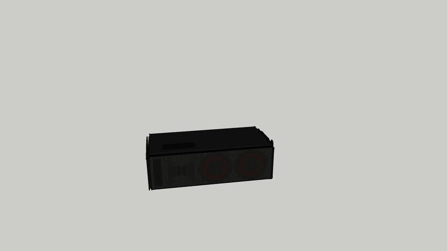 LR14/90 - Ultra-compact line-array module
