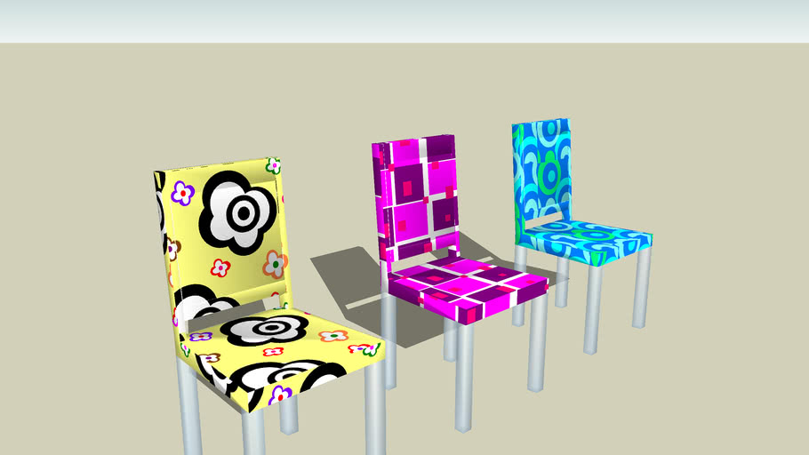colors- chairs
