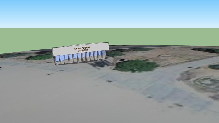 Northern Arizona University's Walkup Skydome Box Office
