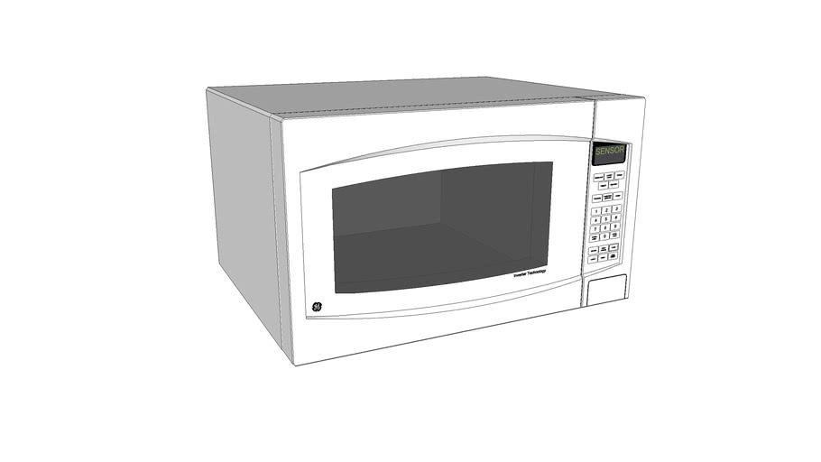 GE® 2.2 Cu. Ft. Capacity Countertop Microwave Oven