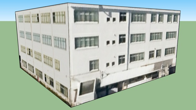 Building in 〒140-8677