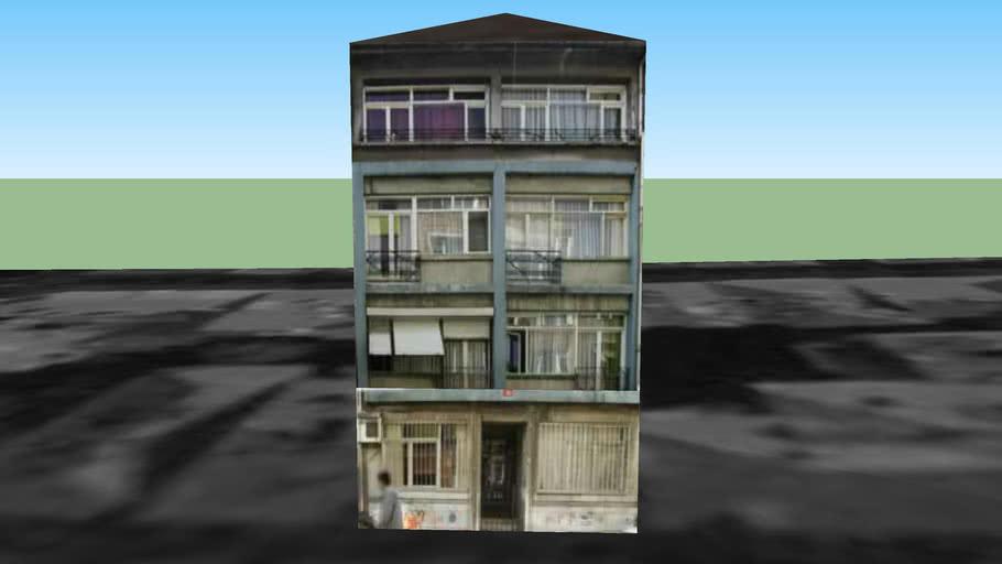 Kadıköy Barlar Sokağı 119. Ada Bina 02