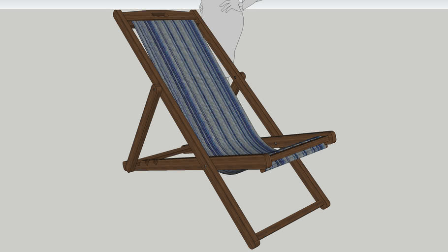 Sling Chair ( Easy Chair )