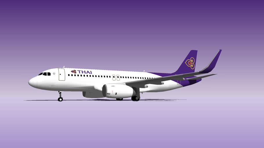 Thai A320-200 WL