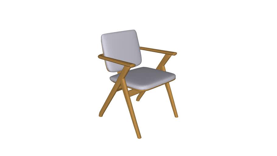 Cadeira Odi - Rejane Carvalho Leite